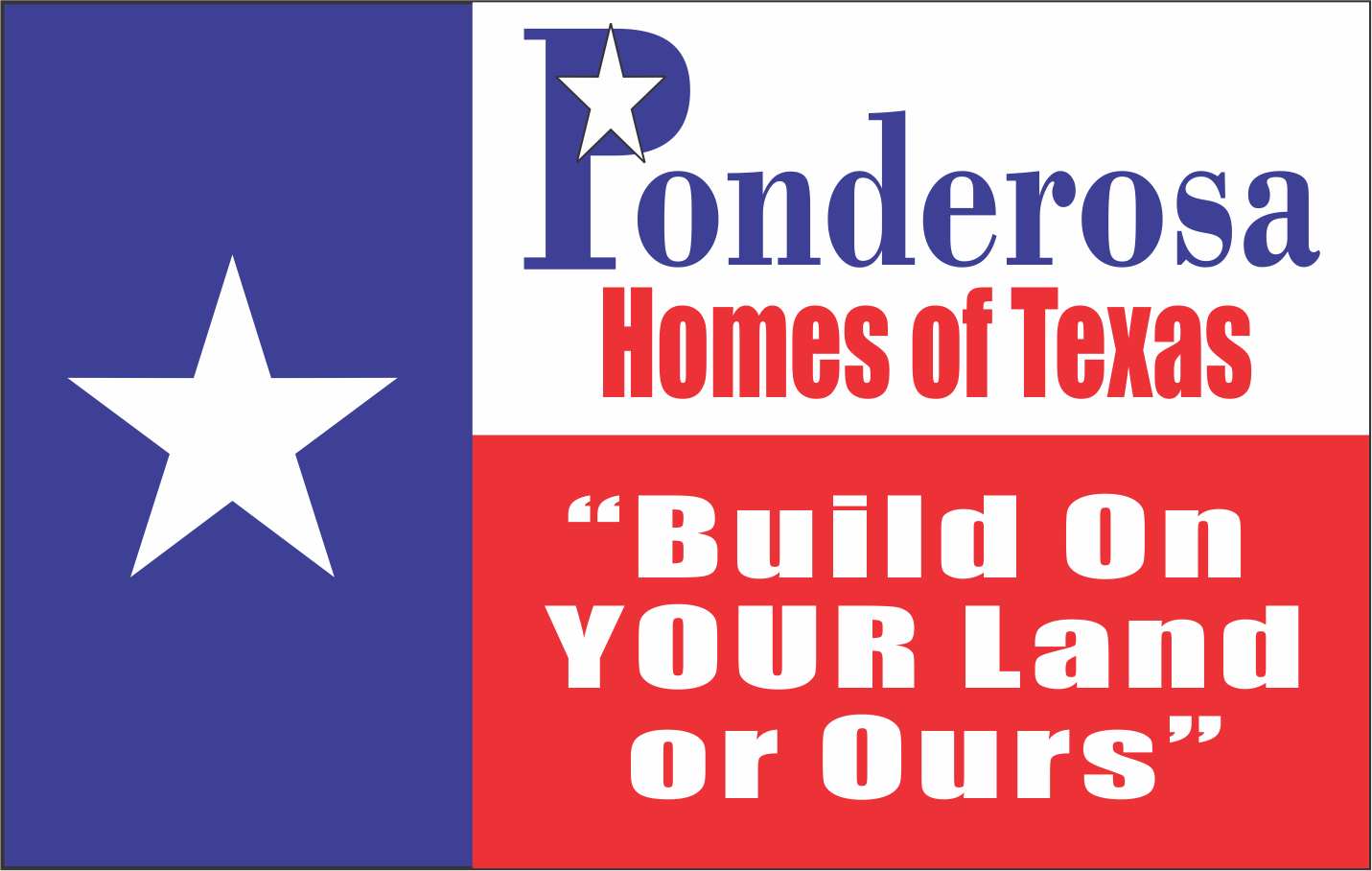 Ponderosa Homes of Texas