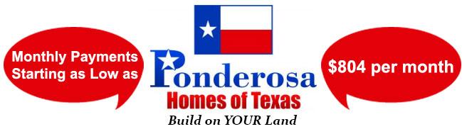 Ponderosa Homes of Texas